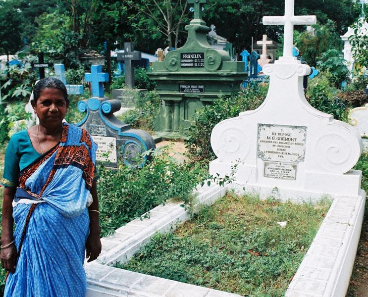 L Indochine Coloniale Pondichery
