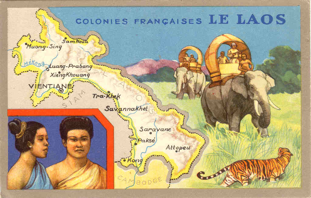 L Indochine Coloniale Sommaire